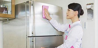 冷蔵庫クリーンアップサービス